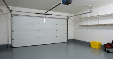 Coatingvloer garage
